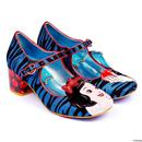 Irregular Choice x Disney Snow White An Apple A Day Heels