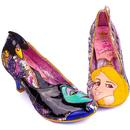 Irregular Choice x Disney Touch The Spindle Sleeping Beauty Heels