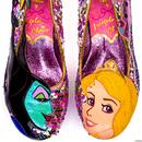 Touch The Spindle! IRREGULAR CHOICE Disney Heels