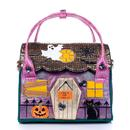 Irregular Choice Ghost House Halloween Bag