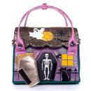 Ghost House IRREGULAR CHOICE Halloween handbag