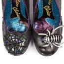Batty For You IRREGULAR CHOICE 50s Bat Wing Heels