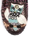 Hooting About IRREGULAR CHOICE Retro Owl Shoes