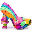 Irregular Choice I Just Gnome It Family Reunion Character Heels