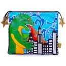 Irregular Choice Jurassotops Family Reunion Pouch