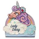 Irregular Choice Lady Daisy Unicorn Bag