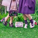 Luce Mia IRREGULAR CHOICE Fluffy Bunny Heel Purple