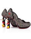 IRREGULAR CHOICE Mickey & Minnie Mouse Heels