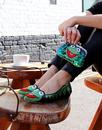 Kermit The Frog IRREGULAR CHOICE x MUPPETS Shoes