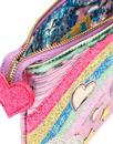 Over The Rainbow IRREGULAR CHOICE Rainbow Pouch