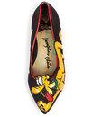 Pluto Shoes IRREGULAR CHOICE Women's Disney Shoes