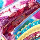 Rainbow Splash IRREGULAR CHOICE Handbag Pink
