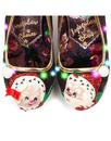 Mr & Mrs Claus IRREGULAR CHOICE Santa Heels