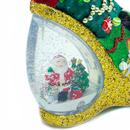 Santa's Globe IRREGULAR CHOICE Snowglobe Heels