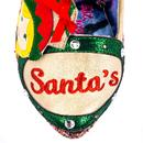 Santa's Helper IRREGULAR CHOICE Snowglobe Heels