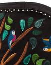 Septima IRREGULAR CHOICE Birds Calf Boots in Black
