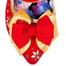 You Star IRREGULAR CHOICE Christmas Star Heels RED