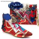 Electric Buzz IRREGULAR CHOICE Lightning Boots