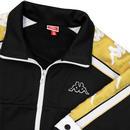 Banda Arany KAPPA Popper Sleeve Track Jacket (B/G)