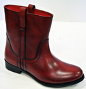 LACEYS WOMENS CHELSEA BOOTS TAME BOOTS 60s MOD