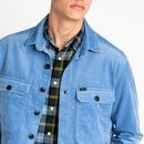 LEE JEANS Seventies Retro Jumbo Cord Overshirt FB