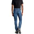 Luke LEE Slim Tapered Leg Jeans In DARK CLEAN FOAM