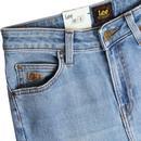 Scarlett High LEE Skinny High Waist Jeans (Flight)