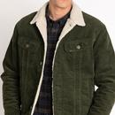 Sherpa Rider LEE JEANS 60s Western Cord Jacket FN