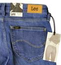 LEE Scarlett Blue Stone Retro Skinny Denim Jeans