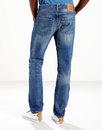 LEVI'S® 501 Men's Original Straight Jeans TEDESCO