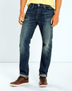 LEVI'S® 502 Mod Regular Tapered Denim Jeans TORCH