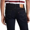 LEVI'S 511 Mod Slim Jeans (Durian Dark Indigo)