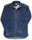 Jackson LEVI'S® Retro 70s Cord Worker Shirt-Jacket
