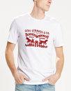 Levi's Retro Mod Horse Logo T-Shirt White