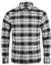 levis sunset 1 pocket thermadapt retro check shirt