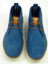 LEVI'S Hybrid Mod Suede/Leather Desert Boots (DT)