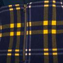 Sibel LOUCHE Retro 60s Checkmate Mini Skirt