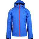 luke 1977 chopper hooded windbreaker jacket alpha blue