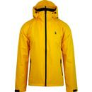 luke chopper hooded anorak jacket Sulphur yellow