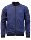 luke 1977 fienbury blouson bomber jacket navy