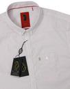 Little Ronnie LUKE 1977 Mod 60s Micro Dot Shirt