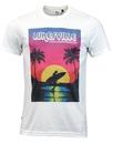 luke 1977 lukesville poster t-shirt white