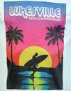 Lukesville LUKE 1977 Retro Vintage Poster Tee