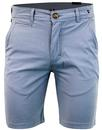 Corbitt LUKE Men's Military Chino Shorts SLATE