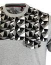 Whaler LUKE 1977 Retro Geometric Prism T-shirt