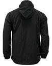 LYLE & SCOTT Retro Zip Through Hooded Jacket BLACK