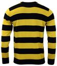 Jones MADCAP ENGLAND Mod Block Stripe Jumper (M/B)