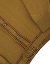 Crawdaddy MADCAP ENGLAND Micro Dash LS Knit Polo