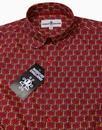 Arkade MADCAP ENGLAND Retro Mod Penny Collar Shirt