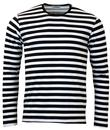 Kings Road MADCAP ENGLAND Mod 60s Striped Tee